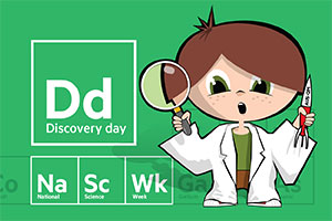 Discovery Day for little learners