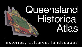 Queensland Historical Atlas logo
