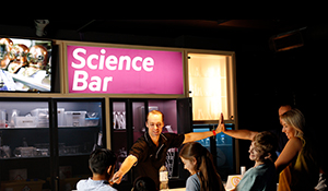 SparkLab's Science Bar