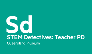 STEM Detectives: Teacher PD